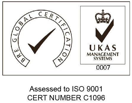 BRE Global Certification UKAS