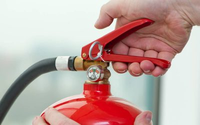 The Different Types of Fire Extinguishers